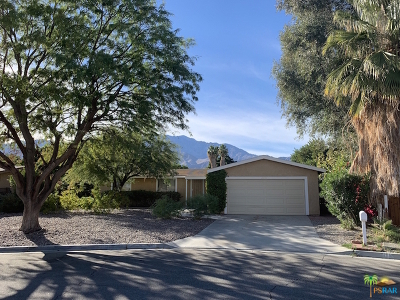 Palm Springs Single Family Home For Sale: 2055 Marni Court