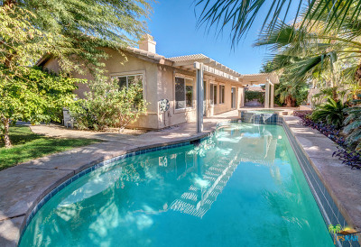 La Quinta Single Family Home For Sale: 78885 Wakefield Circle