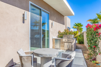 Palm Springs Single Family Home For Sale: 604 Bliss Way