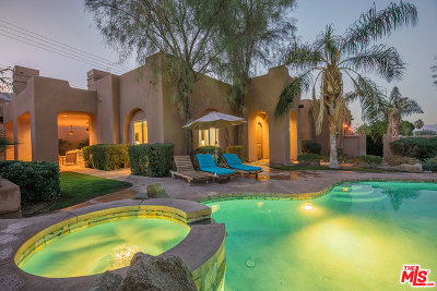 La Quinta Single Family Home For Sale: 53465 Avenida Navarro