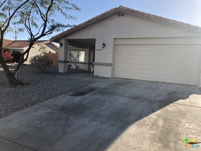 Cathedral City Single Family Home For Sale: 68165 Estio Road