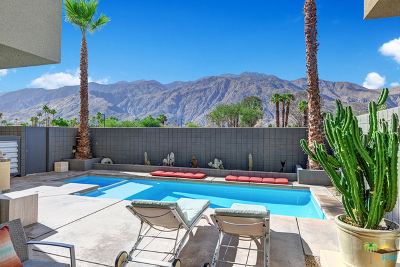 Palm Springs Condo/Townhouse For Sale: 1460 East Baristo Road