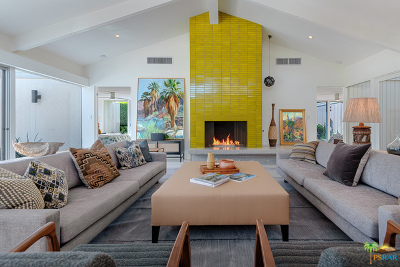 Rancho Mirage Single Family Home For Sale: 39906 Morningside Drive