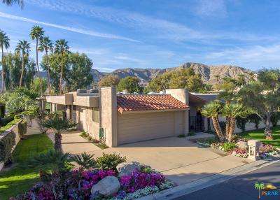 Rancho Mirage Single Family Home For Sale: 29 Duke Drive