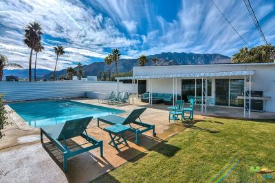 Palm Springs Single Family Home For Sale: 2890 East Wyman Drive