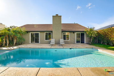 Cathedral City Single Family Home For Sale: 27070 Nortada Drive
