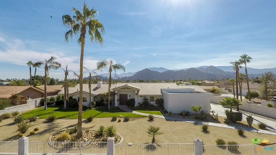 Palm Desert Single Family Home For Sale: 77665 Delaware Place