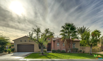 Rancho Mirage Single Family Home For Sale: 123 Via Santo Tomas