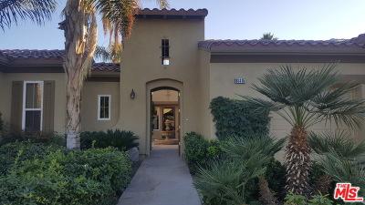 La Quinta Single Family Home For Sale: 81115 Muirfield
