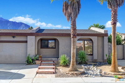 Palm Springs Single Family Home Contingent: 3243 N Mica Drive