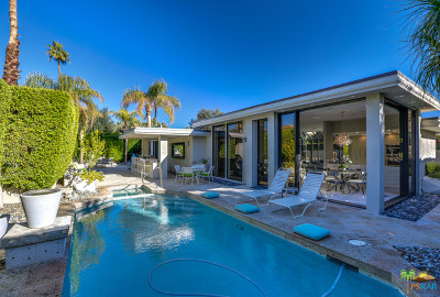 Palm Springs Condo/Townhouse For Sale: 130 West Racquet Club Road Road #408
