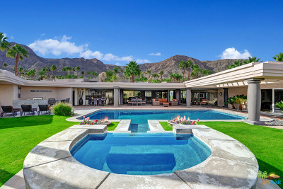 Rancho Mirage Single Family Home For Sale: 70375 Calico Road