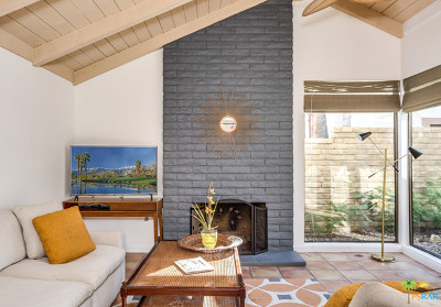 Palm Springs Condo/Townhouse For Sale: 2466 South Linden Way #E