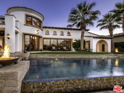 Single Family Home For Sale: 80694 Via Pessaro