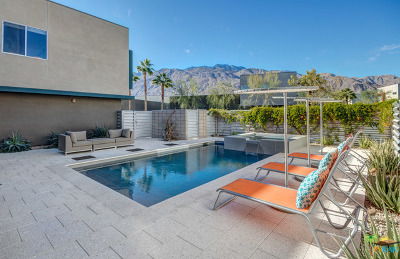 Palm Springs Single Family Home For Sale: 444 Chelsea Drive