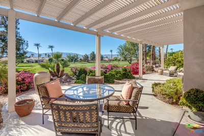 Palm Desert Single Family Home Sold: 78317 Gray Hawk Drive
