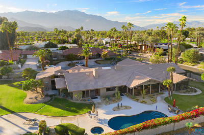Rancho Mirage Single Family Home For Sale: 101 Iris Lane