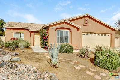 Indio Single Family Home For Sale: 83277 Mango Walk