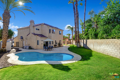 Palm Desert Single Family Home For Sale: 40605 Ventana Court