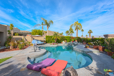 Rancho Mirage Single Family Home For Sale: 27 Alta Vista
