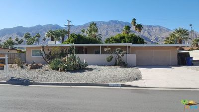 Palm Springs Single Family Home For Sale: 257 Cerritos Drive