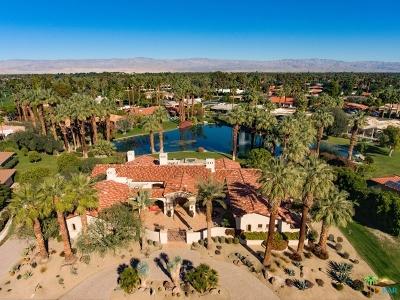 Rancho Mirage Single Family Home For Sale: 71220 W Thunderbird Terrace