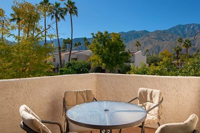 Palm Springs CA Condo/Townhouse For Sale: $282,500