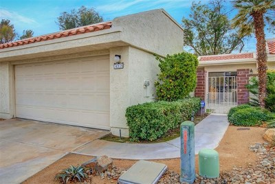 Cathedral City Condo/Townhouse For Sale: 34939 Calle Sama