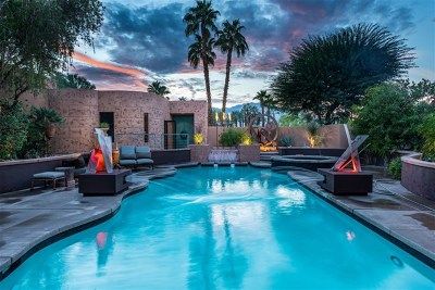 Rancho Mirage Single Family Home For Sale: 15 Judd Terrace