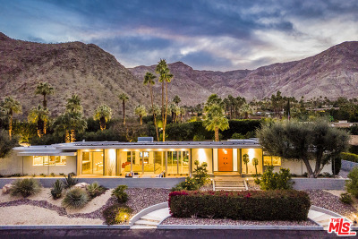 Rancho Mirage Single Family Home For Sale: 40865 Thunderbird Road