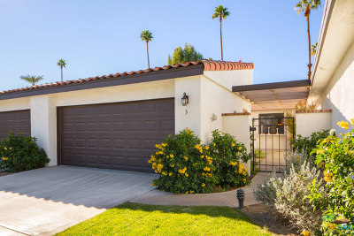 Rancho Mirage Condo/Townhouse For Sale: 3 Juan Carlos Drive