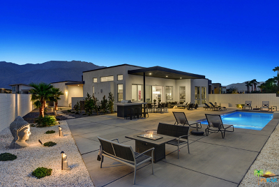 Palm Springs Single Family Home For Sale: 1110 Celadon Street