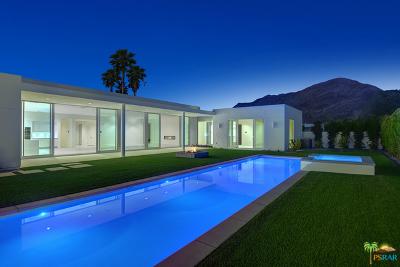 Palm Springs Single Family Home For Sale: 3083 Linea Terrace