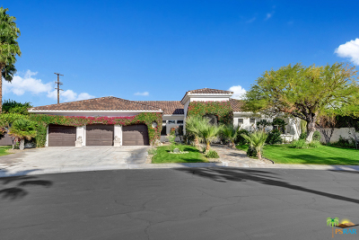 Palm Springs Single Family Home Contingent: 1202 Verdugo Road