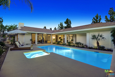 Rancho Mirage Single Family Home For Sale: 2 Sussex Court