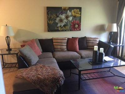 Palm Springs Condo/Townhouse For Sale: 2821 Los Felices Circle #205
