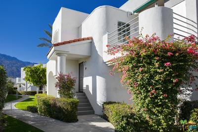 Palm Springs Condo/Townhouse For Sale: 401 S El Cielo Road #20