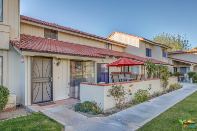 Palm Springs Condo/Townhouse For Sale: 6176 Arroyo Road #3