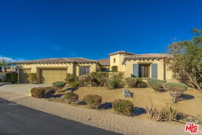 Indio Single Family Home For Sale: 81106 Falling Leaf Court