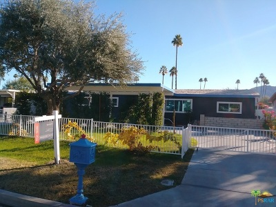 Rancho Mirage Single Family Home For Sale: 70091 Chappel Road