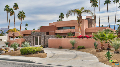 Palm Desert Single Family Home Contingent: 72771 Bel Air Road