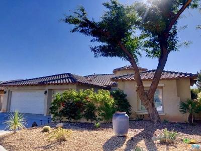 Palm Springs Single Family Home For Sale: 831 Mira Grande
