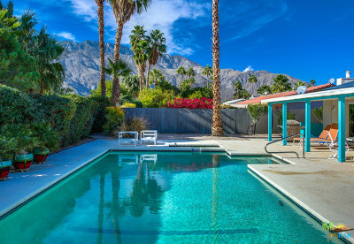 Palm Springs Single Family Home Contingent: 2215 E Tachevah Drive