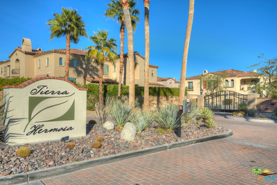 Palm Springs Condo/Townhouse For Sale: 311 Ameno Drive
