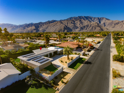 Palm Springs Single Family Home For Sale: 2733 E Via Escuela