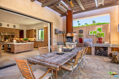 Palm Springs Single Family Home For Sale: 650 N Cahuilla Road