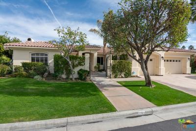 Rancho Mirage Single Family Home For Sale: 10 Via Elegante