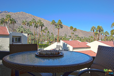 Palm Springs Condo/Townhouse For Sale: 1552 S Camino Real #333