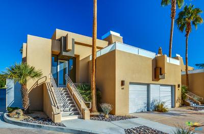 Palm Springs Condo/Townhouse For Sale: 100 E Stevens Road #507