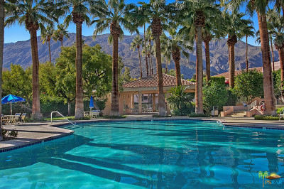 Palm Springs Condo/Townhouse For Sale: 500 E Amado Road #721